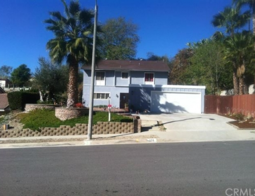 SOLD: 533 N. Platina, Diamond Bar, CA  91765